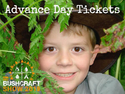 The Bushcraft Show 2019 Advance Day Tickets from Event