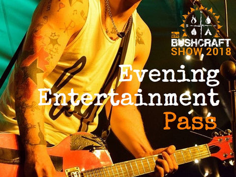 Evening Entertainment Pass 2018 from Event