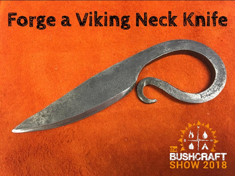 Forge a Viking Neck Knife from Event