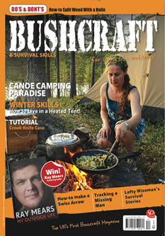 Bushcraft & Survival Skills Magazine - Issue 47 from Purpleheart Wood Ltd