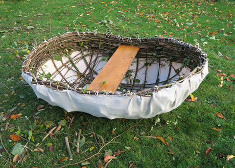 Coracle Making with Tim Gent from Event