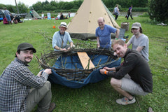 Coracle Making with Tim Gent