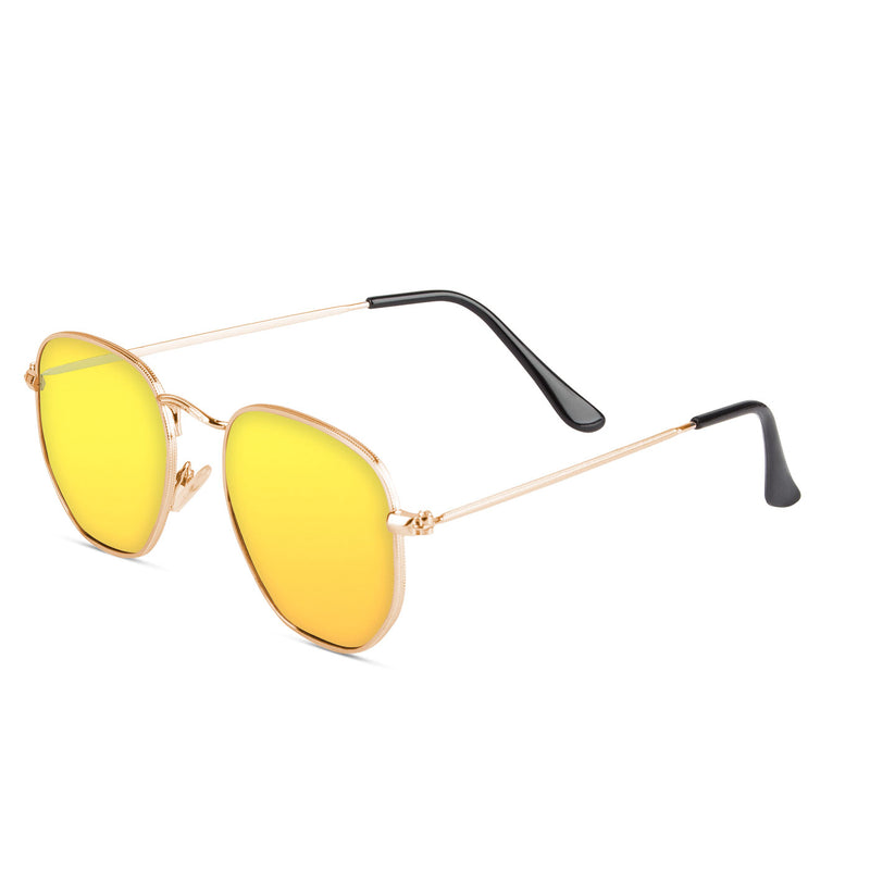 Samui Gold / Yellow Sunglasses