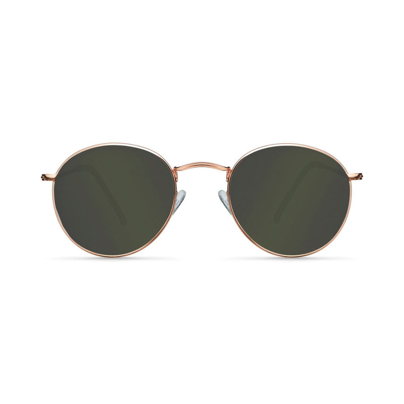 Dumai Rose Gold / Smoke Sunglasses