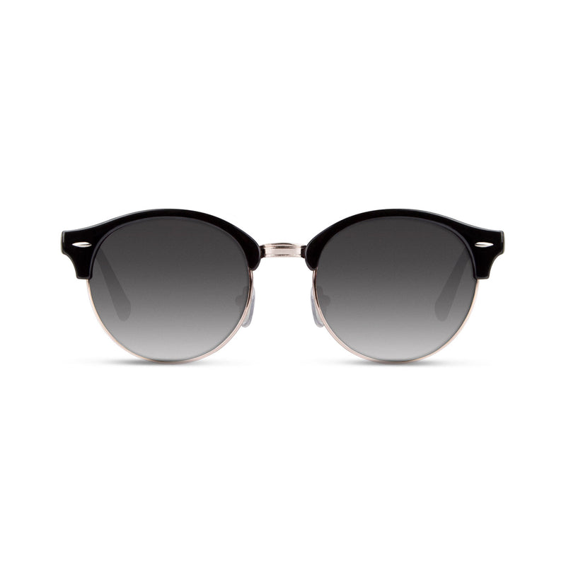 Taruta Shinny Black Gold / Grad Black Sunglasses