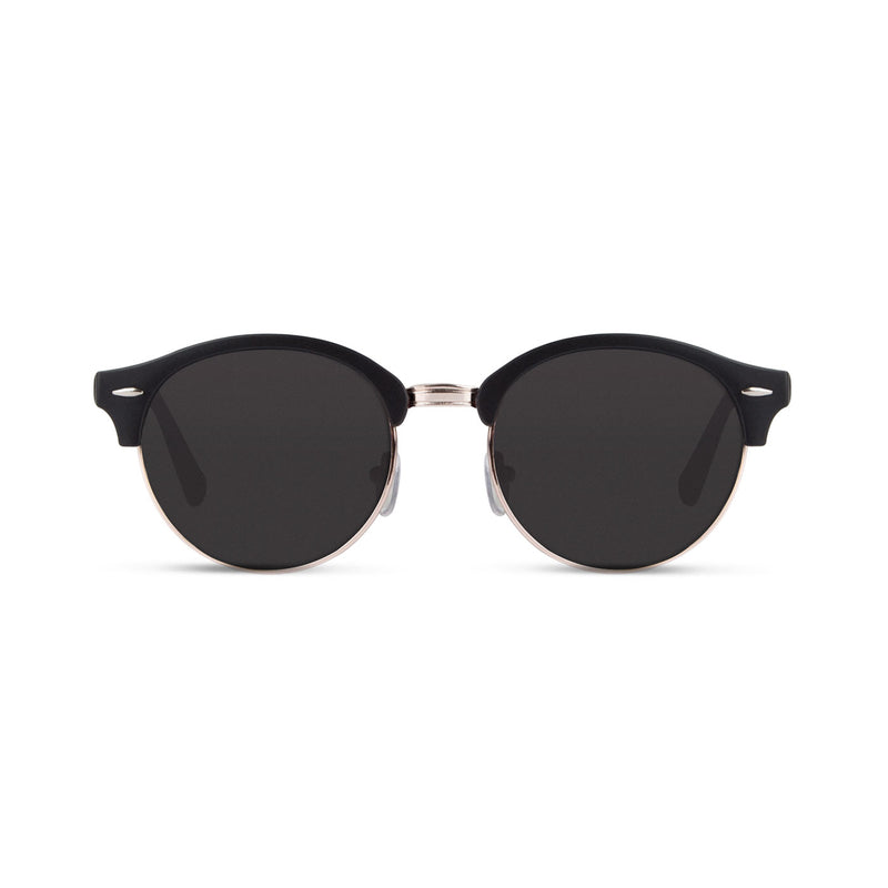 Taruta Matte Black Gold / Black Sunglasses