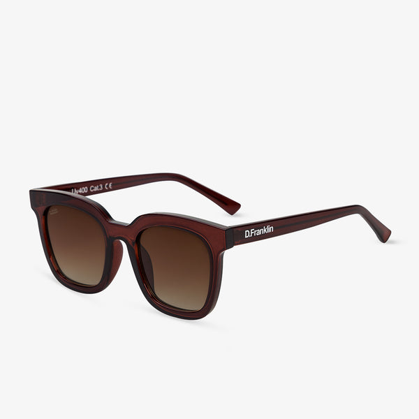 993 Crystal Brown/Grad Brown Sunglasses
