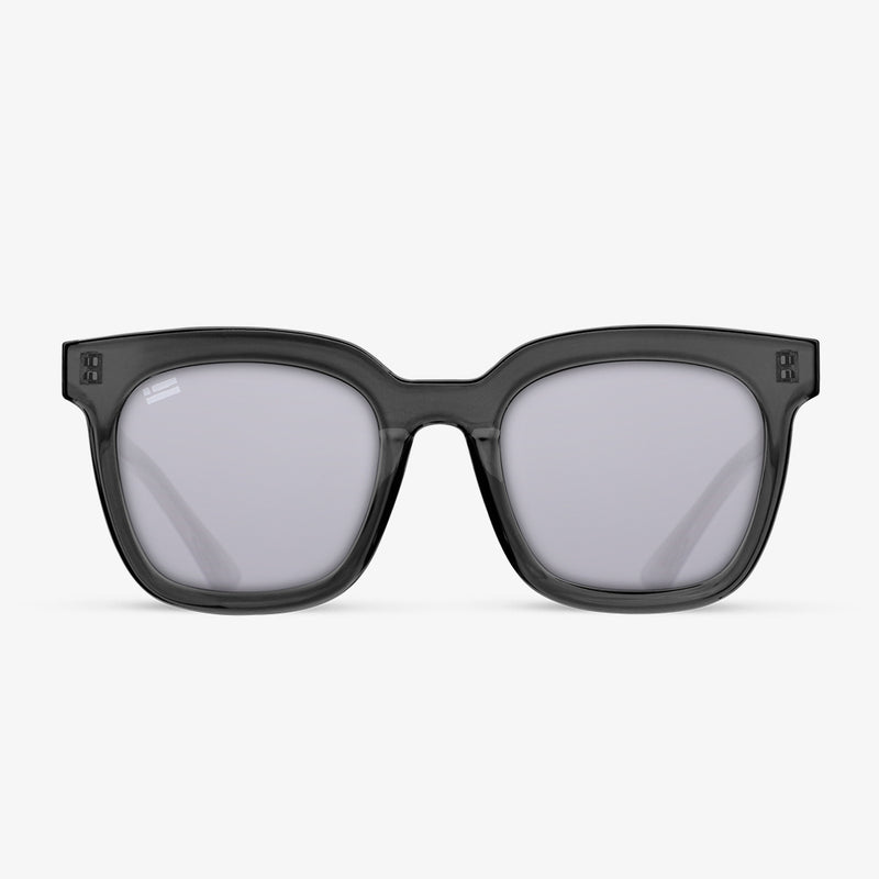 993 Crystal Grey/Mirror Sunglasses