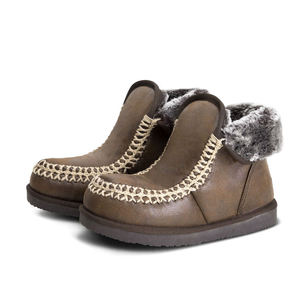 Booties Nanuk Brown