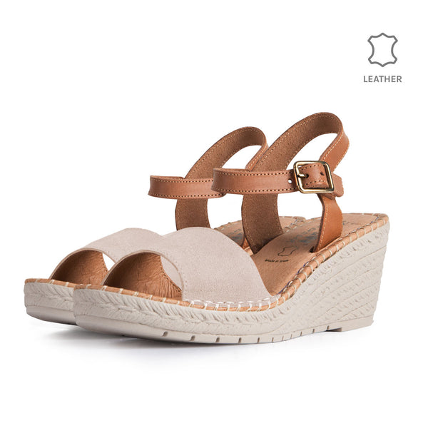 Wedge Gavi Ice Leather