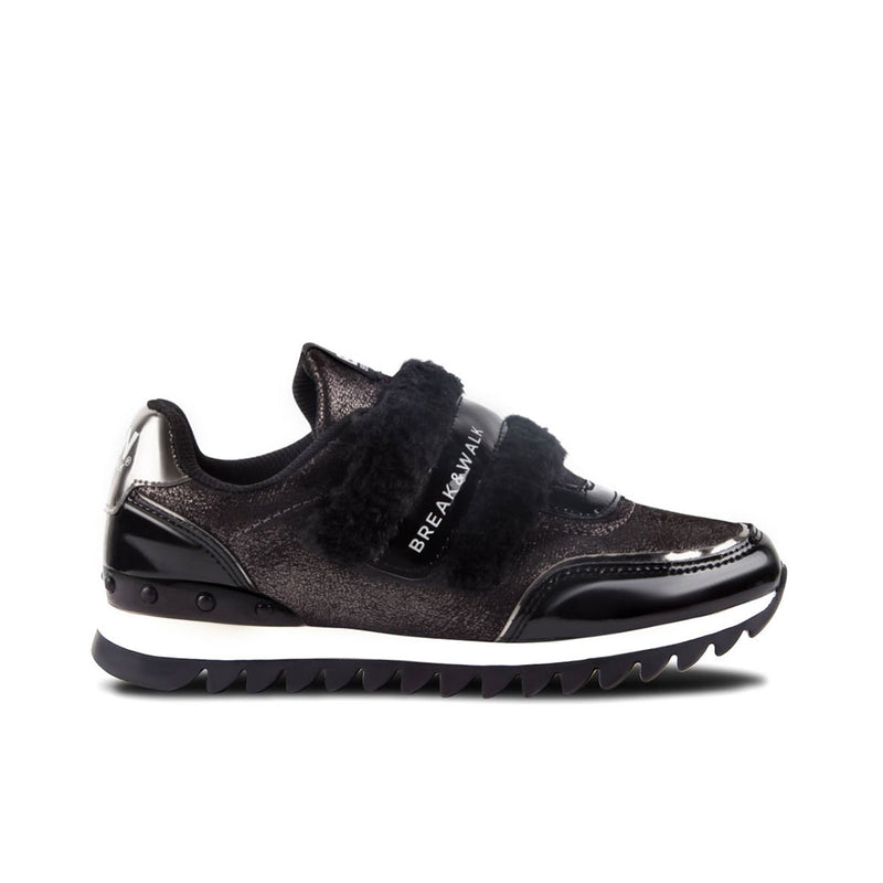 Sneakers Sziget Black Strip
