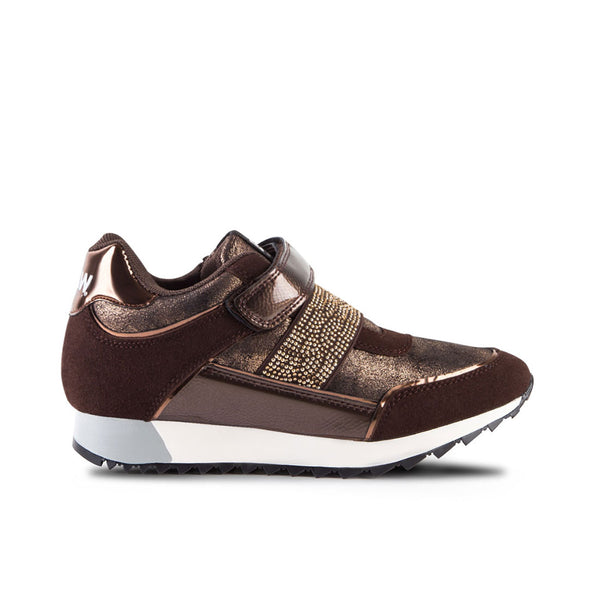 Sneakers Rockslide Metal Bronze