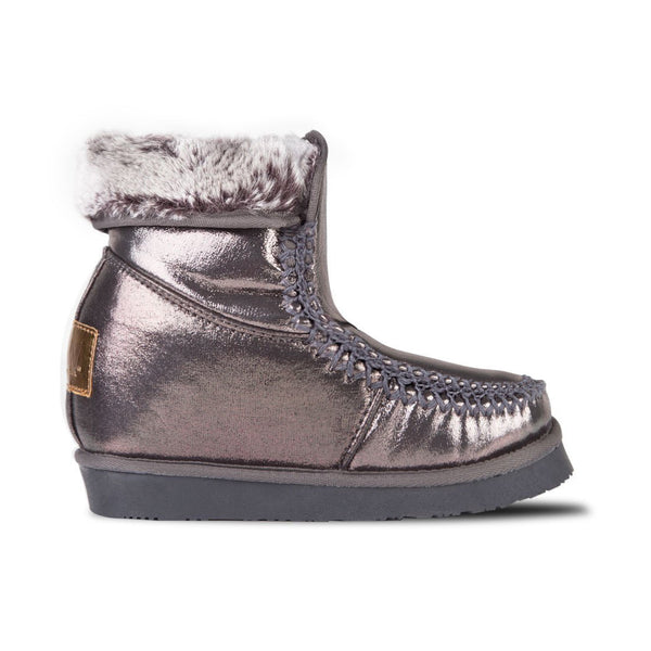 Booties Nanuk Wedge Metal