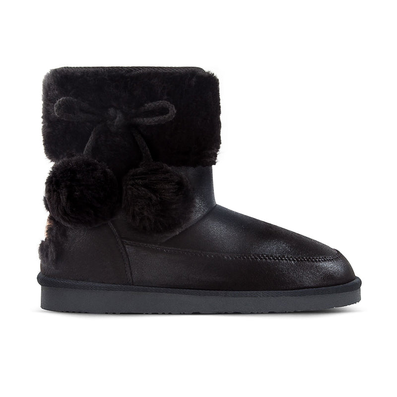 Australian Booties Nome Black