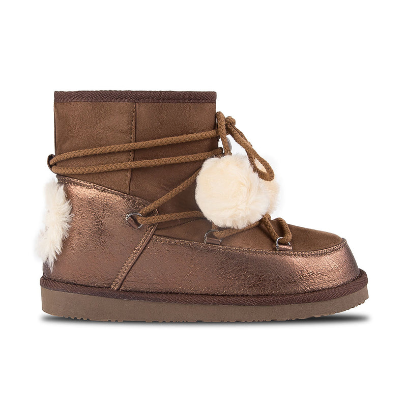 Boots Inuit Brown