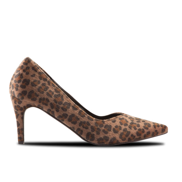 Heel Shoes Lina Leopard