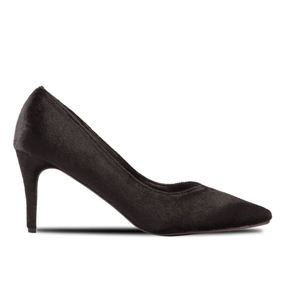 Heel Shoes Lina Black