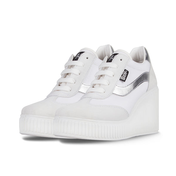 Sneakers Marty Platform White