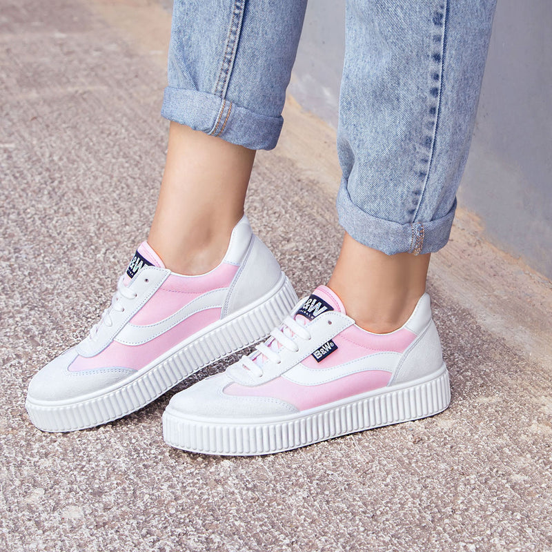 Sneakers Marty Pink