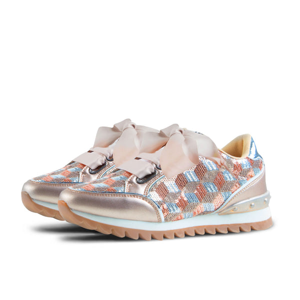Sneakers Sziget Platinum Sequins