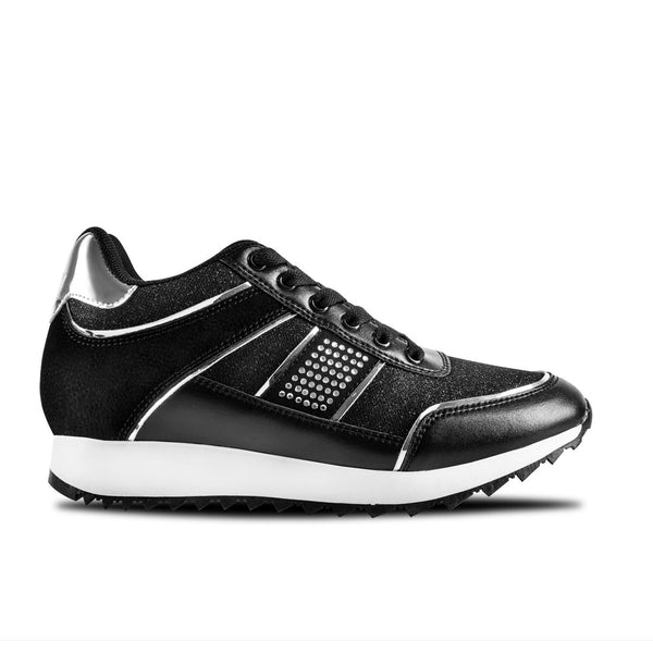 Sneakers Rockslide Strass Black