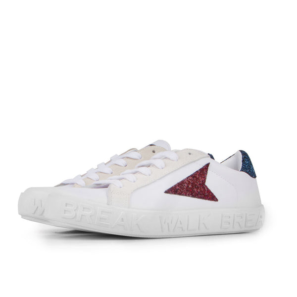 Sneakers Ruby White