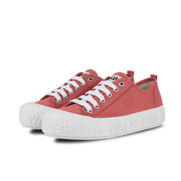 Sneakers Wicker Berry