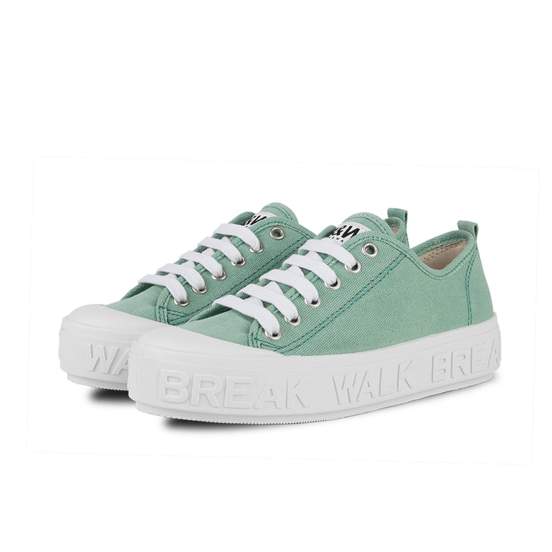 Sneakers Wicker Turquoise