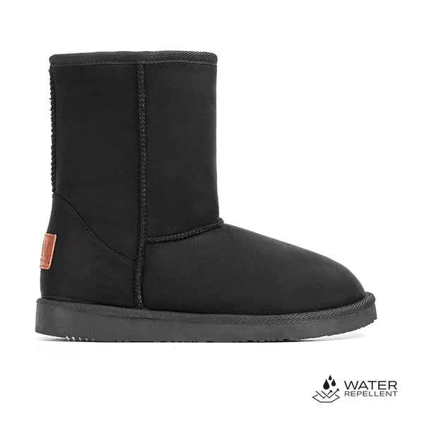 Boots Olson Water Repellent Black