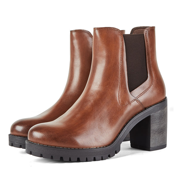 Boots Haute Brown