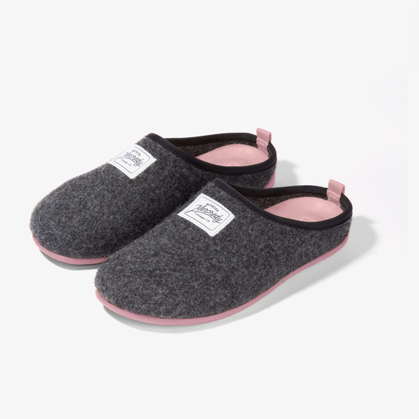 Mercredy Slipper Black / Pink