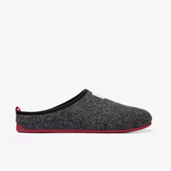 Mercredy Slipper Black / Burdeaux
