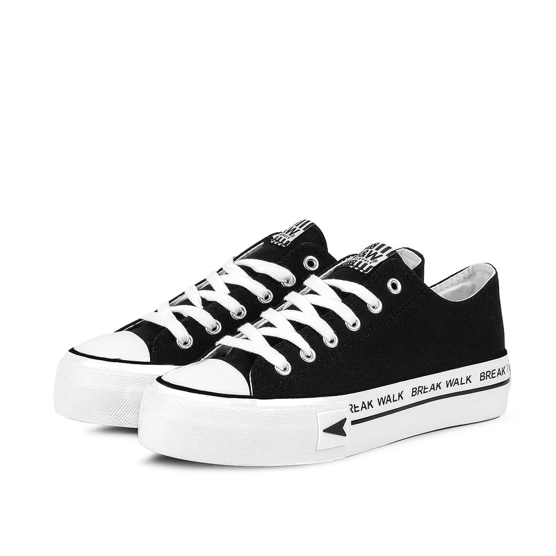 Sneakers Bay Platform Black