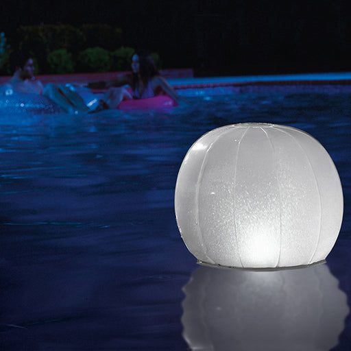 Globe LED Gonflable pour Piscine Intex