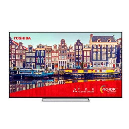 "TV intelligente Toshiba 65VL5A63DG 65"" 4K Ultra HD LED WiFi Noir"