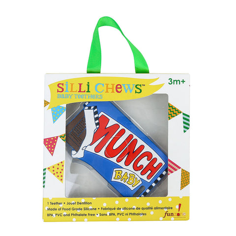 Silli Chew-Munch Bar