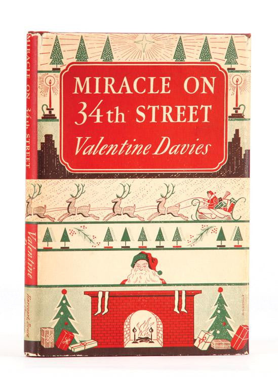 Miracle on 34th Street Rare First Edition