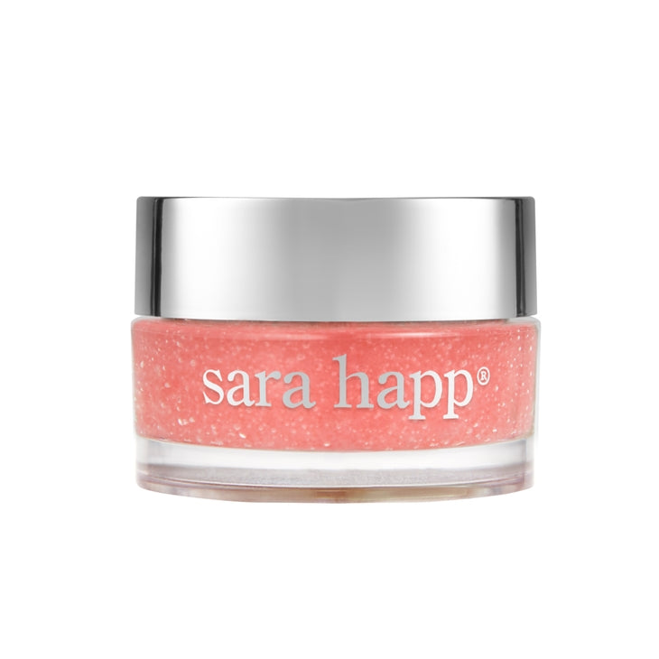 Pink Grapefruit Lip Scrub