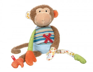 Patchwork Sweety Monkey