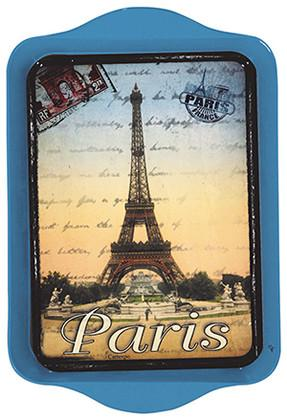 Eiffel Tower Petite Metal Tray
