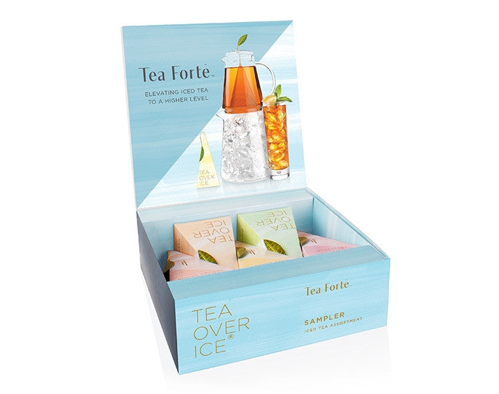 Tea Forté Tea Over Ice Sampler Collection