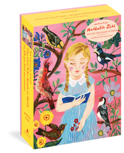NEW! The Girl Who Reads to Birds Puzzle