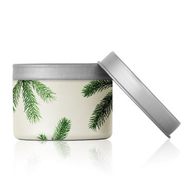 Frasier Fir Travel Tin Candle