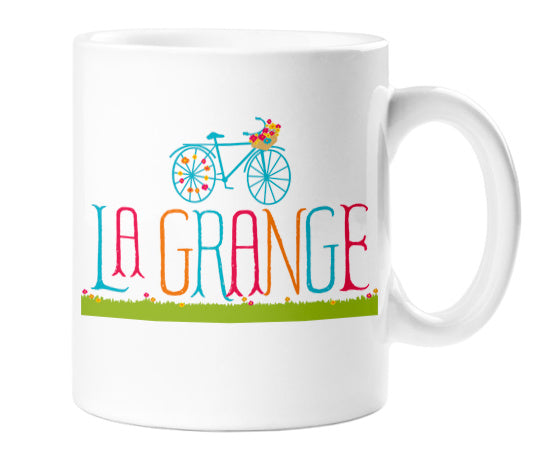 Hometown Mug- LaGrange