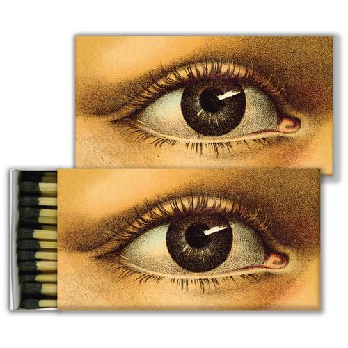 John Derian Matchbox- Eye