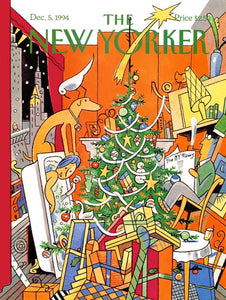 New Yorker Puzzle- Pre-Holiday Rush