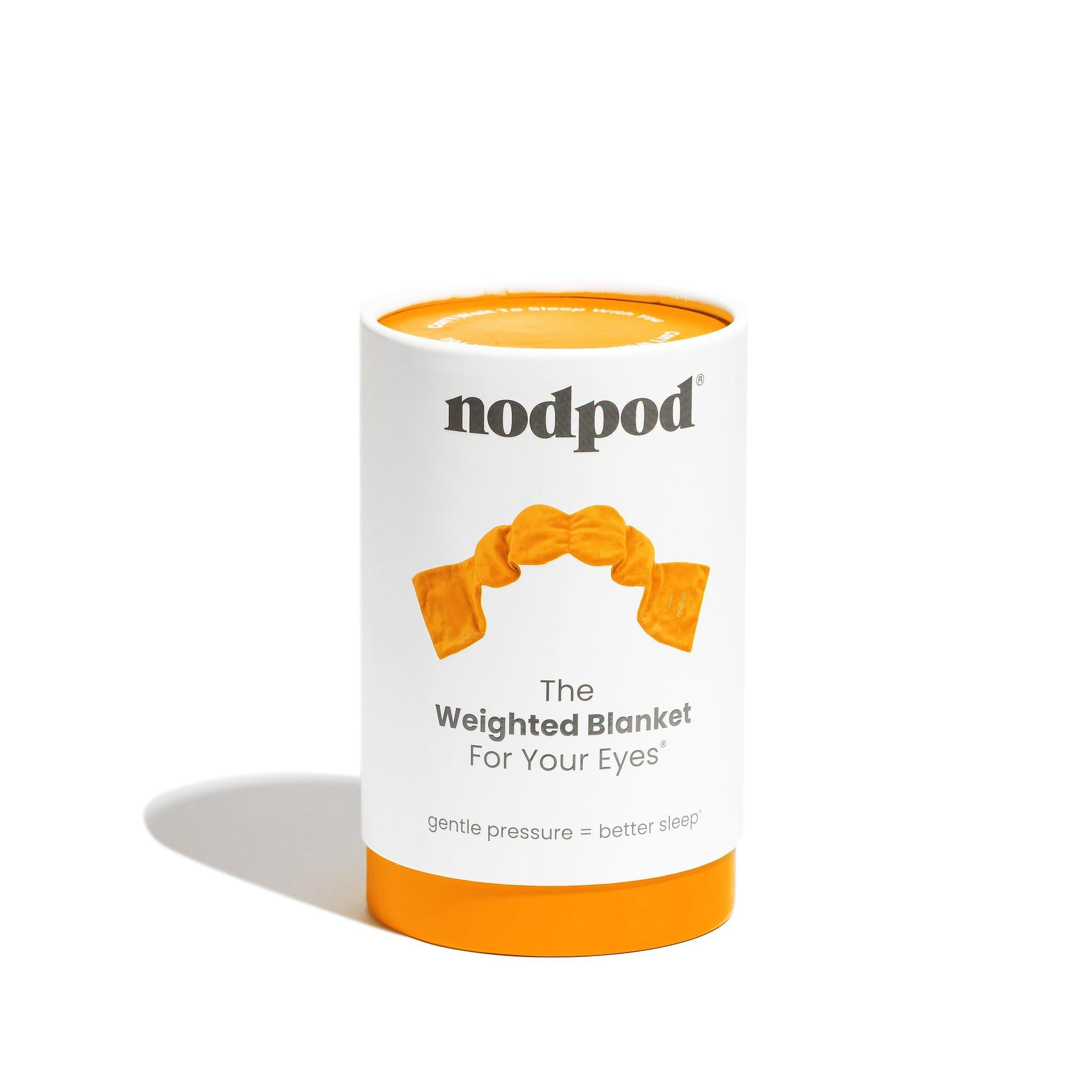 Nodpod Weighted Sleep Mask--Assorted Colors