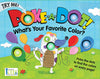 Pop -It Book: What's Your Favorite Color?