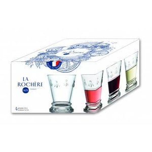 French Bee Tumbler Set/4