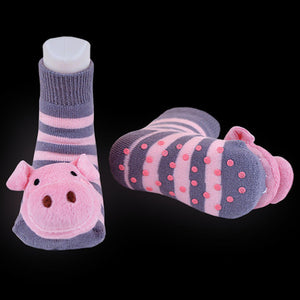 Rattle Socks- Assorted Styles